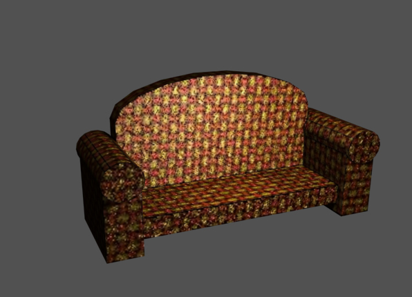 Create Baked Texture IMVU